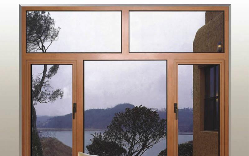 پنجره-چوبی